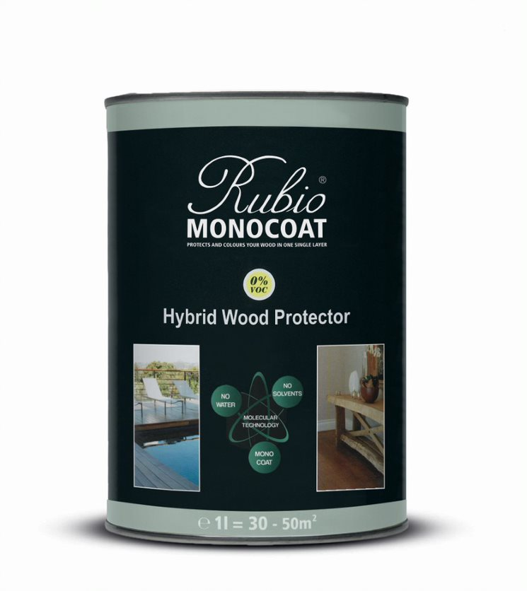 Rubio Monocoat Hybrid Wood protector Sunset - 1 L